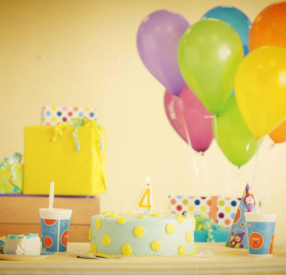 Globos personalizados para decorar fiestas infantiles