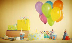 Globos Publicitarios cumpleaños