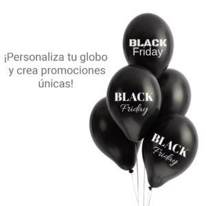 Black Friday en Globos Publicitarios