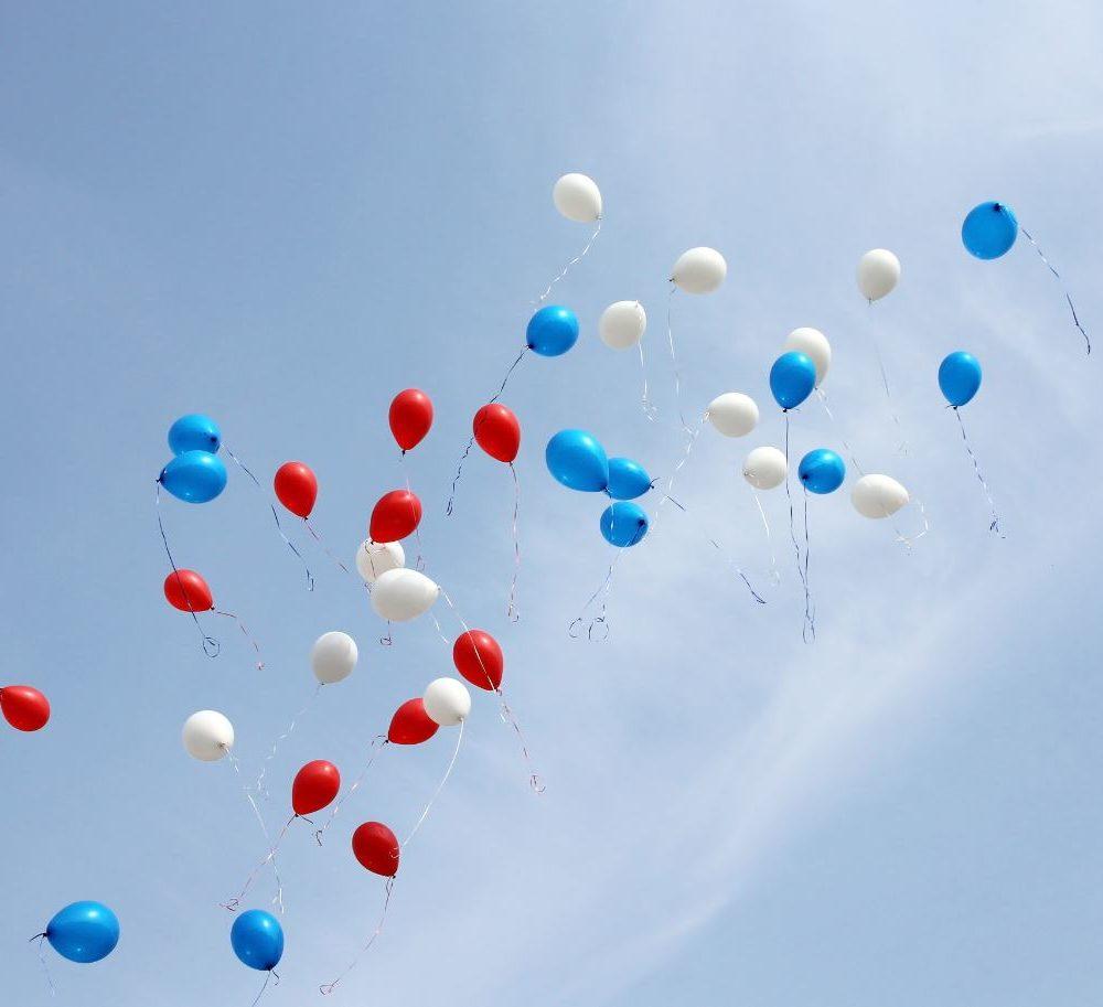 Personaliza tu boda con globos